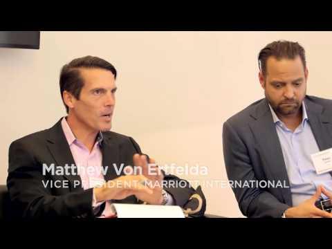 Understanding Marriott's Vision of the Future of Meetings in 2016