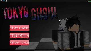 Roblox|Tokyo Ghoul|w//AntGaming