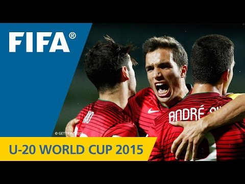 Portugal v. Senegal - Match Highlights FIFA U-20 World Cup New Zealand 2015