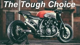 Cafe Racer (Yamaha VMax by JVB Moto)