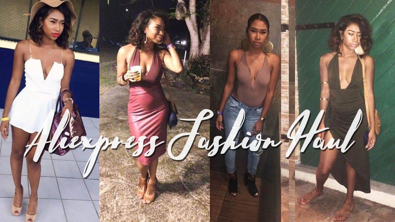 AliExpress Fashion Haul Part 1 || Reviews, Tips & Tricks