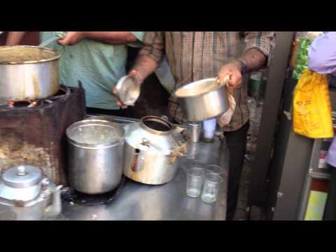 Chai Vendor, Bombay Stock Exchange
