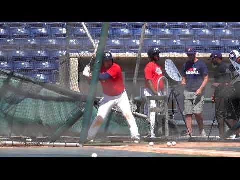 Gabe Briones, Martin Luther King, Jr High School C (2018 MLB PDP)