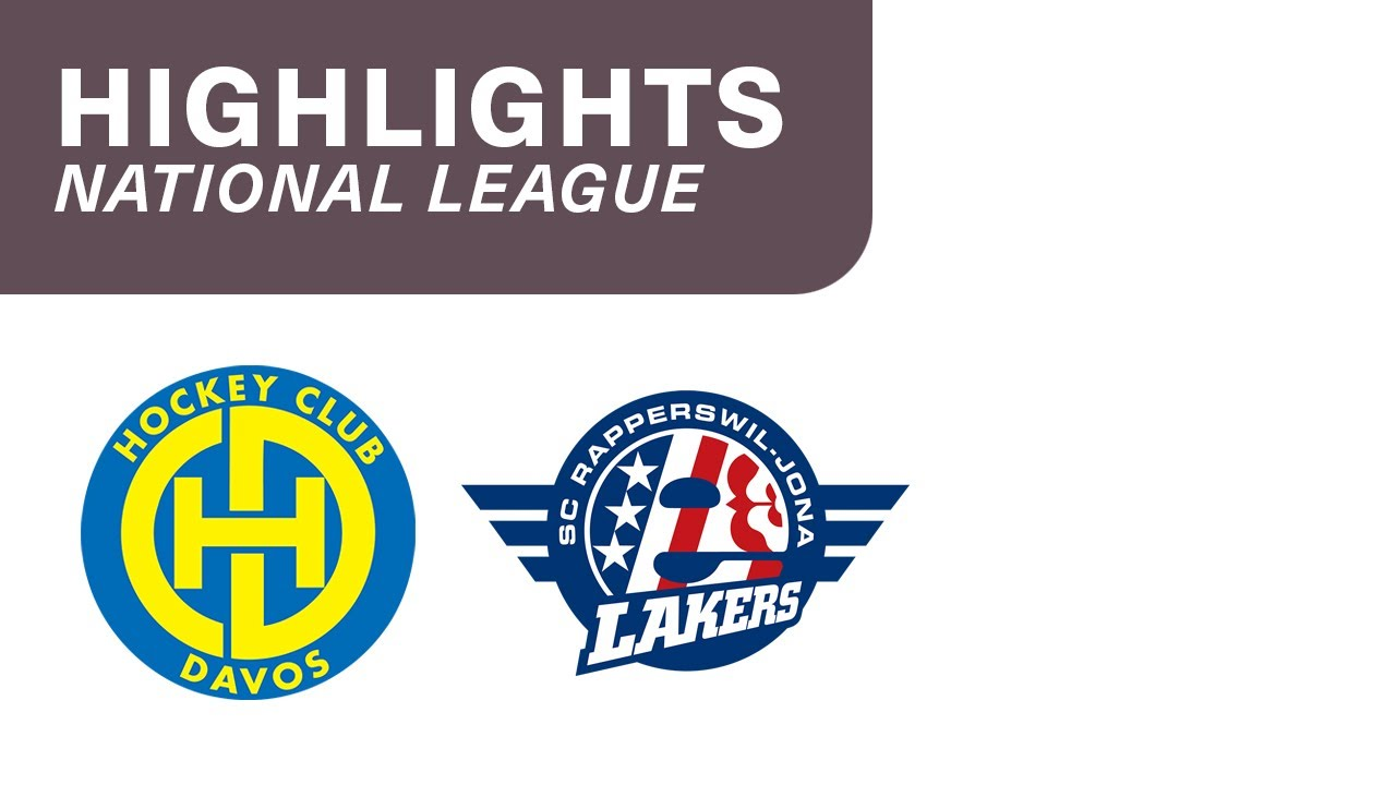 Davos vs. SCRJ Lakers 3:1 - Highlights National League