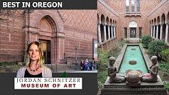 BEST IN OREGON: JORDAN SCHNITZER MUSEUM OF ART, Voted by 2018 American Art Awards