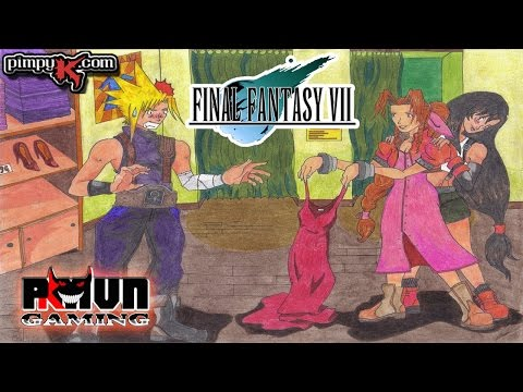 PimpyK - Final Fantasy VII LIVE Play Through - Session 2