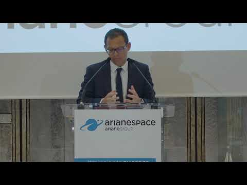 Key messages from Arianespace CEO's press conference on January 7, 2020 (4/4)