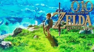 DAS GEHEIMNIS DER FEEN QUELLE - THE LEGEND OF ZELDA: BREATH OF THE WILD #10 | GAMERSTIME