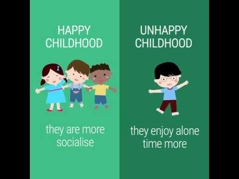 Life Hack - How childhood can affect your future