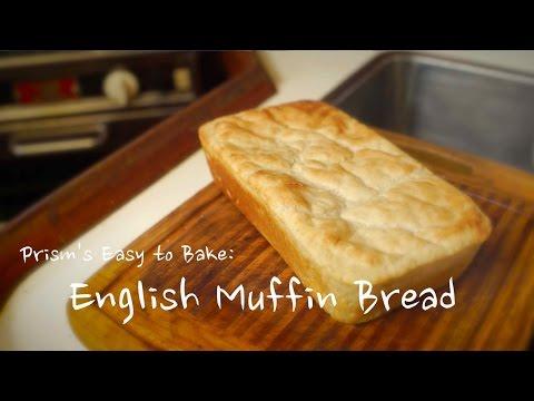 Prism Cooks!; English Muffin Bread