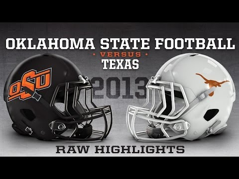 Iowa State Vs Texas - Referees Blown Call on Goal Line Stand!!!