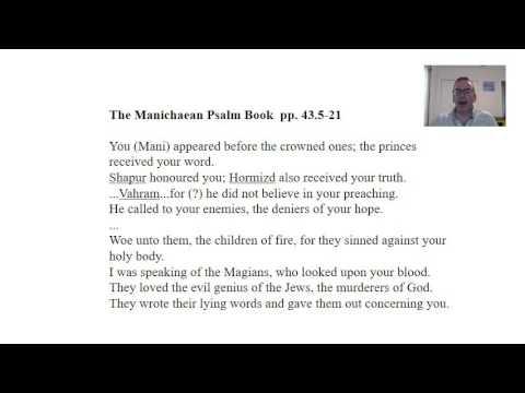 3rd Century (3) Manichaeism