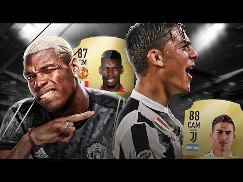 ¡EQUIPAZO HÍBRIDO BRUTAL PARA FUT CHAMPIONS! | FIFA 18 ULTIMATE TEAM