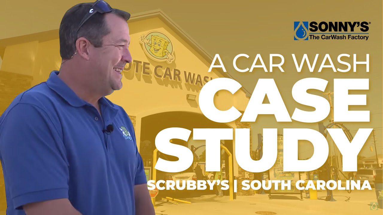 Car Wash Business Case Study - Scrubby's