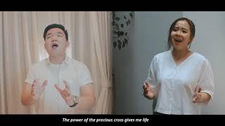 Precious Cross ( Bao Gui Shi Jia - 宝贵十架 ) - Cover By Jonathan Morgan And Yane Wong