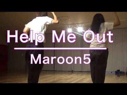 Help Me Out - Maroon5,Julia Michaels |Locking Choreography by TAKAAKI(JAPAN)