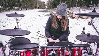 Alan Walker - Faded - Drum Cover (2018) | By TheKays