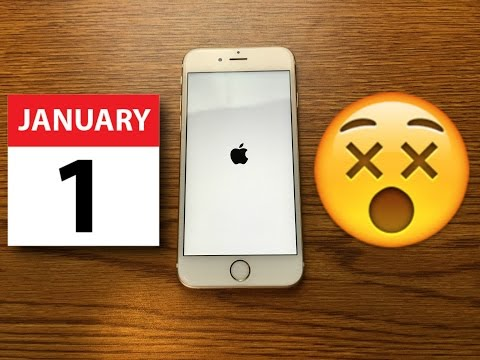 Don't set your Apple iPhone's date to January 1, 1970! This ios 13 Hack will Crash your iPhone XS
