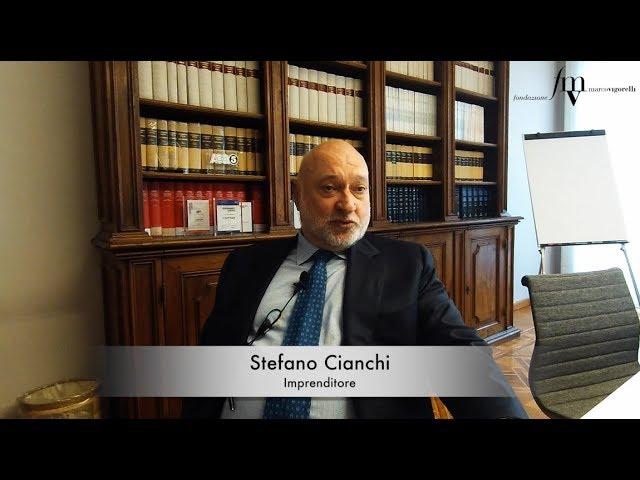 Stefano Cianchi, ricordi di un guerriero