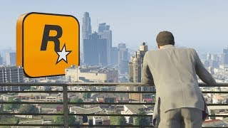 How BIG is Rockstar Games?