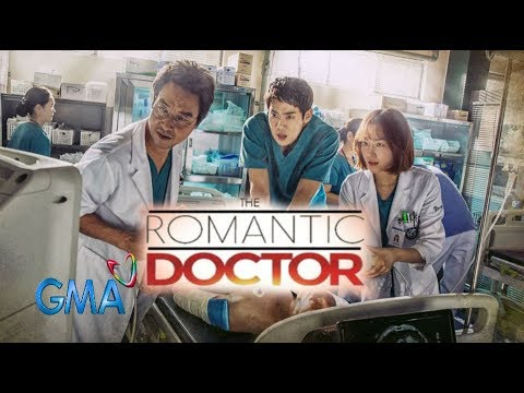 The Romantic Doctor on GMA-7