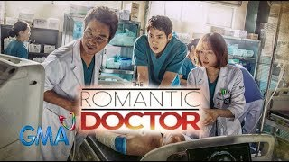 """Gambar cover The Romantic Doctor on GMA-7 """"Letting You Go"""" JBK (MV with lyrics)"""