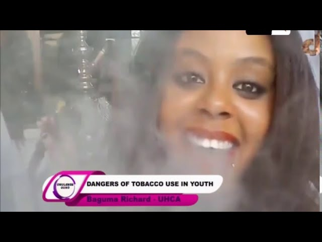DANGERS OF TOBACCO USE IN YOUTH (Luganda)