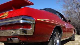 b b b BAD 1970 Pontiac GTO Judge