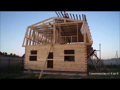 Установка мансардной крыши в деталях