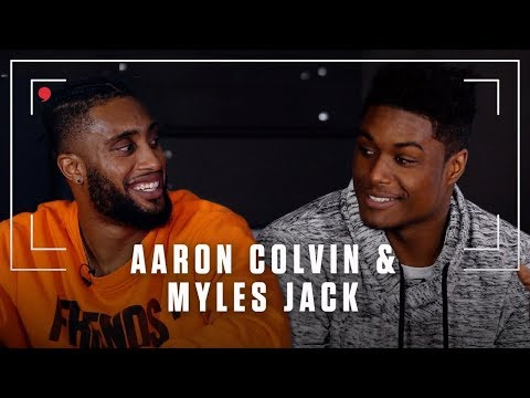 Aaron Colvin and Myles Jack get real about NFL fines | The Players' Tribune