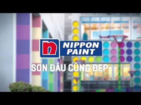 Sơn Nippon - Sơn đâu cũng đẹp - Sắc màu sáng tạo