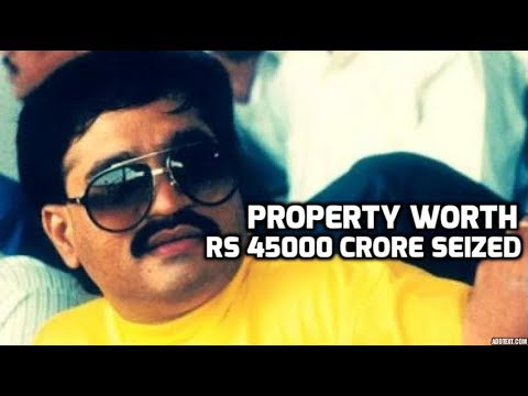 Setback for Dawood Ibrahim; Britain seizes properties worth Rs 45,000 crore
