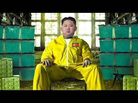 NYC Methamphetamine Coming from the DPRK?