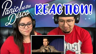 PANIC! AT THE DISCO - INTO THE UNKNOWN REACTION!