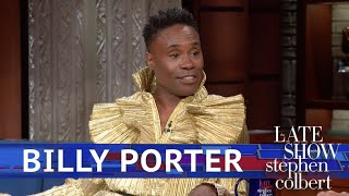 If Billy Porter Wants To Wear A Dress, He's Wearing A Dress