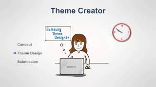 mobile app developer vs samsung theme designer