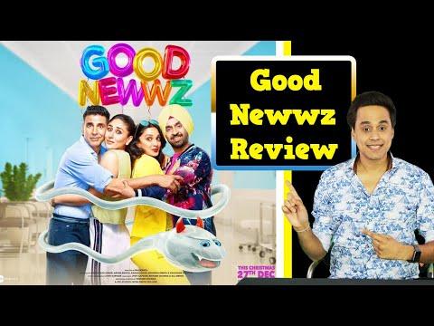 Good News Review   RJ Raunak   Akshay Kumar   Kareena Kapoor   Diljit Dosanjh   Bollywood Movie