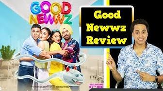 Good News Review | RJ Raunak | Akshay Kumar | Kareena Kapoor | Diljit Dosanjh | Bollywood Movie