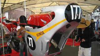 honda rc149 inline five cylinders engine wgp125 1966