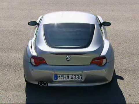 BMW Z4 Coupe (2006) - YouTube