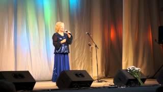 Екатерина Шаврина в Петрозаводске, 19.10.2014
