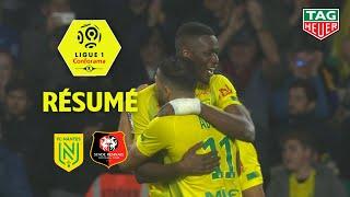 FC Nantes - Stade Rennais FC ( 1-0 ) - Résumé - (FCN - SRFC) / 2019-20