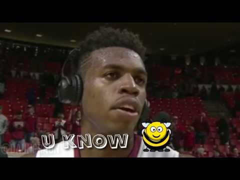 """Buddy """"Porky"""" Hield and The Incomprehensible Interview!"""