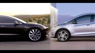 Tesla model 3 sales better than bolt chevy suspending production! stock3000