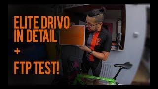 #098. Elite Drivo in detail + FTP Test!