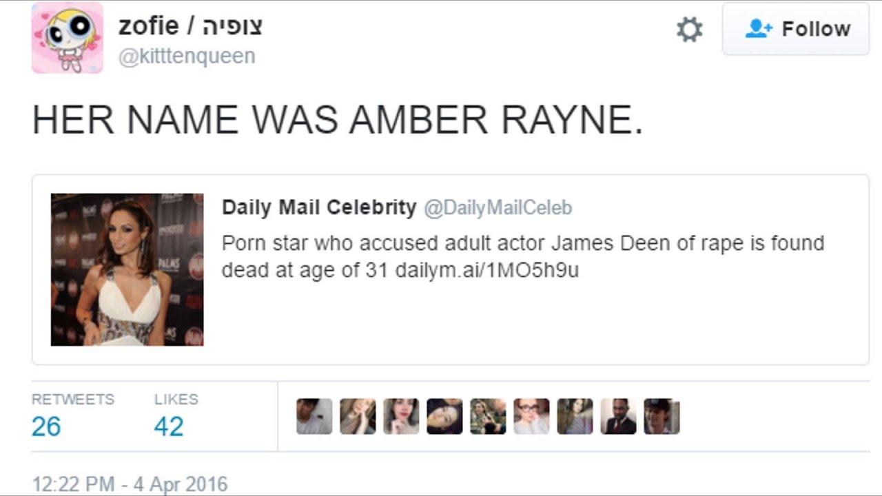 hiv porn star amber rayne