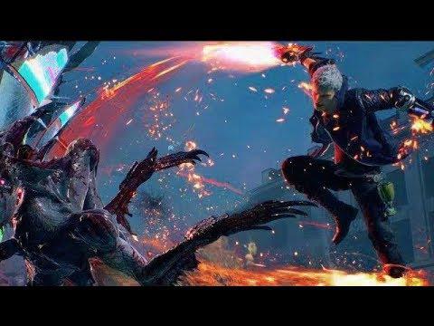 Devil May Cry 5 'Devil Breaker' Gameplay Trailer