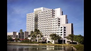 Pullman Miami Airport Hotel Suite Room Review