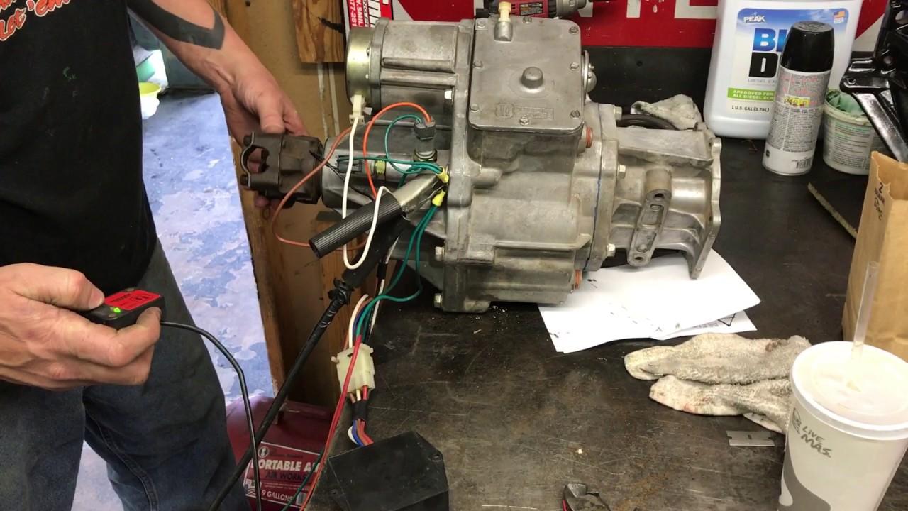 US Gear Dual Range High Low Bench Test