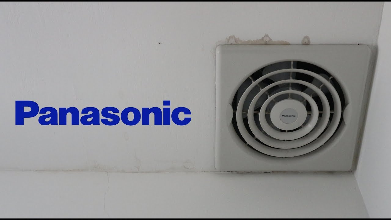 10 Panasonic Ceiling Exhaust Fan 1 Of 2